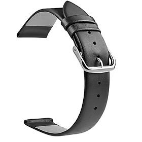 Hình đại diện sản phẩm Wrist Straps Watch Band Unisex 18-22mm Cowhide Smooth Replacement Belt
