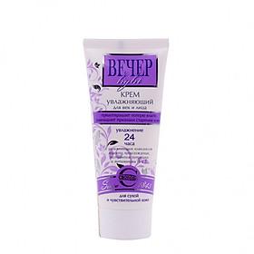 Kem dưỡng da mặt và mắt Nga cao cấp tinh chất rau mùi tây cho da khô và nhạy cảm Vecher Beyep (60ml) – Hàng chính hãng