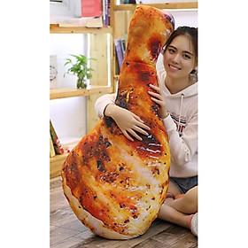 Gối ôm 3D hình đùi gà
