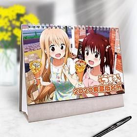 Lịch anime chibi 2020 lịch để bàn Himouto! Umaru-chan Cô em gái hai mặt tặng ảnh Vcone