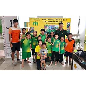 Lớp thể dục Phát triển chiều cao từ 4-18 tuổi tại Cơ Sở với Giáo viên là huấn luyện viên, vận động viên đội tuyển quốc gia