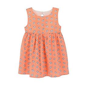 Váy Thô Bé Gái Khoét Lưng Ardilla 12GS18 - Cam