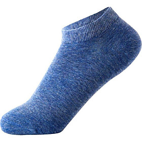 Cat (MiiOW) male socks men's boat socks men's four seasons casual sports socks comfortable breathable solid color cotton men's socks invisible socks fashion models 5 pairs of gift boxes