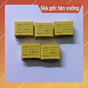 5 chiếc tụ phân tần loa 1 M/275 v