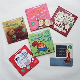 Bộ sách giúp trẻ điều chỉnh hành vi - Mỗi Ngày Con Mỗi Lớn Khôn