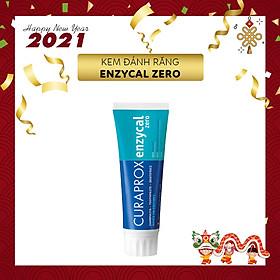 Kem đánh răng không có Flour Curaprox Enzycal Zero 75ml