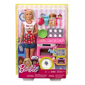 Trổ Tài Làm Bếp Cùng Barbie FHP57