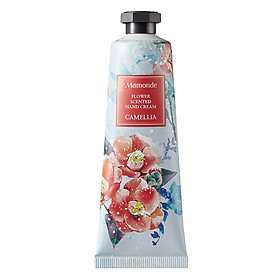 Kem Dưỡng Da Tay Hương Hoa Mamonde Flower Scented Hand Cream 50ml