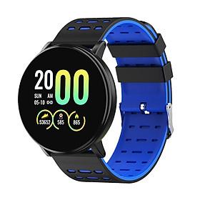 Đồng hồ thông minh đeo tay kết nối Bluetooth giúp theo dõi huyết áp