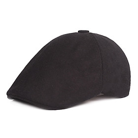 Mũ bere nam chất liệu dạ cao cấp BR051 - Nhiều màu, phong cách trẻ trung