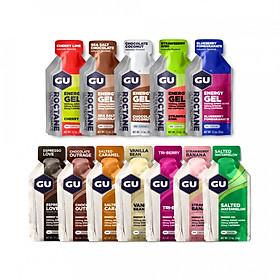 Gel năng lượng GU - Mixed Box - hộp 24 gói (12 vị) (Giao vị ngẫu nhiên)