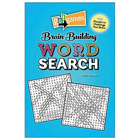 Go! Games Brain Word Search