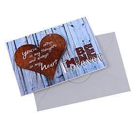 Thiệp tình yêu Tlive - love card 1036