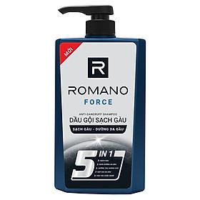 Dầu Gội sạch gàu Romano Force - 650g