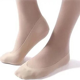 Combo 10 Tất Đi Hài Nữ Dùng Đi Giày Búp Bê TH01