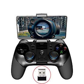 Tay Cầm Chơi Game Không Dây Bluetooth Ipega PG-9156 cho điện thoại di động Adroid - Hàng nhập khẩu