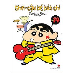 Shin - Cậu Bé Bút Chì Tập 14 (Tái Bản 2019)
