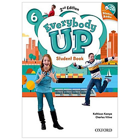 Everybody Up 2E 6: Student Book with CD Pack