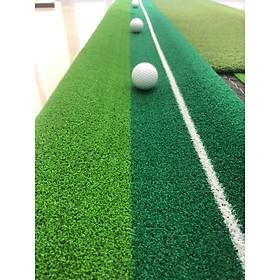 Thảm tập Golf Putting 30x300cm ( 2 màu)