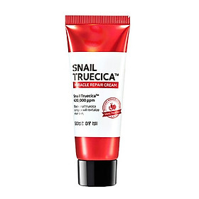 Kem Dưỡng Phục Hồi, Cải Thiện Vết Thâm, Sẹo Some By Mi Snail Truecica Miracle Repair Cream