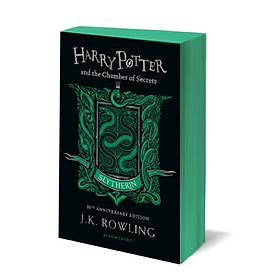 Harry Potter And The Chamber Of Secrets – Slytherin Edition (Paperback)