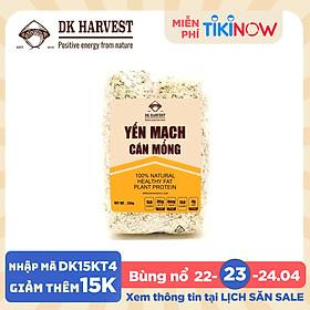 Yến Mạch Cán Mỏng DK Harvest - Túi 250g, 500g, 1kg, 4.5kg