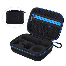 PULUZ Camera Storage Case Bag Hard Shell Carrying Travel Case Portable Protective Case Compatible with Dji OSMO Pocket