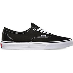 Giày Sneaker Unisex Authentic Vans VN000EE3BLK - Black