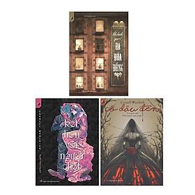 Combo 3 Cuốn Văn Học Trinh Thám Kinh Dị Hấp Dẫn : Cô Dâu Đen + Kết Hôn Với Người Chết + Khách Sạn Ba Đóa Hồng