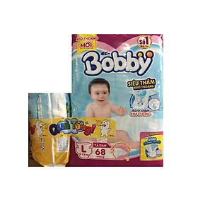 TÃ DÁN BOBBY L68 (TẶNG 12 MIẾNG TẢ QUẦN SIZE L)