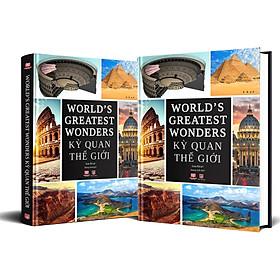 Sách - Kỳ Quan Thế Giới - World's Greatest Wonders