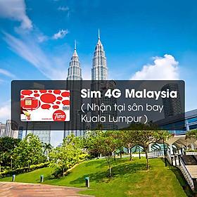 Sim 4G Malaysia (Nhận Tại Sân Bay Kuala Lumpur) Dung Lượng 10GB - Power Plan