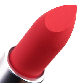 Mac Powder Kiss Lipstick 308 Mandarin O 3g-1