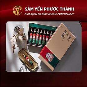Nước uống bổ dưỡng hồng sâm KGC Cheong Kwan Jang Vital Tonic– Hwal Gi Ruk 10 ống