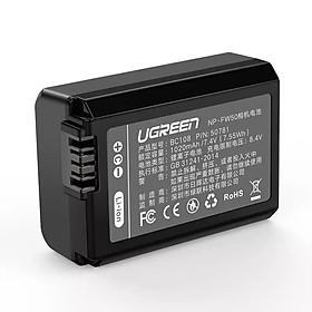 Pin máy ảnh Sony NP-FW50 Ugreen 50781 - Hàng chính hãng