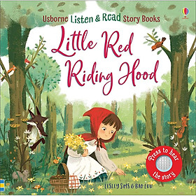 Listen and Read Story Books : Little Red Riding Hood
