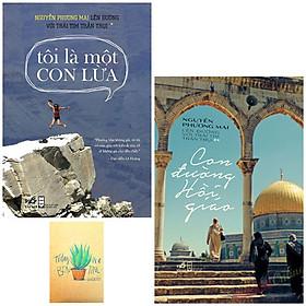 Combo Lên Đường Với Trái Tim Trần Trụi - Tôi Là Một Con Lừa và Con Đường Hồi Giáo ( Tặng Kèm Sổ Tay)