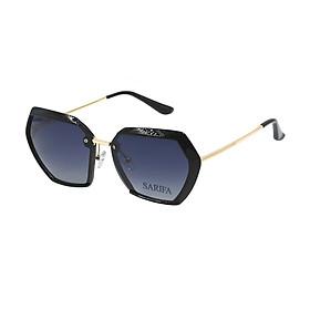 Kính mát, mắt kính SARIFA 1901 C7 (55-20-143), mắt kính chống UV, mắt kính th�i trang