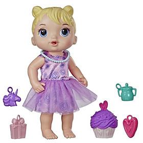 Đồ chơi búp bê dành cho trẻ em BABY ALIVE Bé Suri dự tiệc sinh nhật E8719