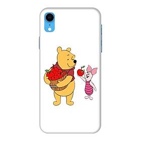 Hình đại diện sản phẩm Ốp Lưng Dành Cho Điện Thoại iPhone XR Gấu Pooh 4
