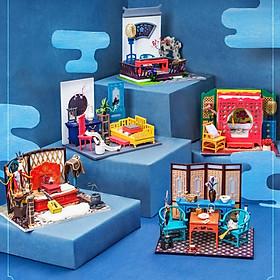 Mô hình nhà DIY Doll House Ancient House