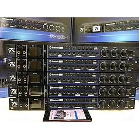 Vang số chỉnh cơ karaoke cao cấp PS SV-12, có màn hình hiển thị, usb blutooth, cổng quang, chất âm cực đỉnh