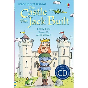 Usborne The Castle that Jack Built + CD