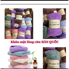 Khăn Tắm Hàn Quốc - Khăn Gội Đầu - Khăn Rửa Mặt Cao Cấp