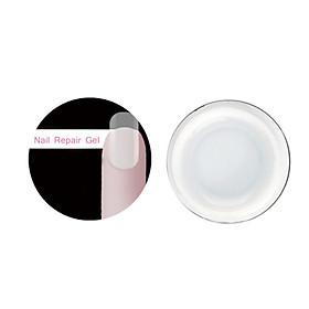 Nail Glue Cracked Nail Repair Gel Strengthen Long Lasting Harmless For UV Acrylic Broken Nails Gel Nail Tools Nail Treatments