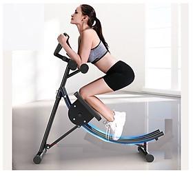 Máy tập cơ bụng, lưng, tay, ngực tổng hợp đa năng 4.0 - Tặng kèm Hít chân không tập bụng di động + Đai chống gù lưng