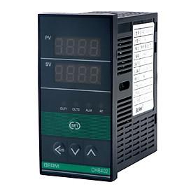 CHB402FK02-MV*AN Intelligent Temperature Controller Digital Display 0-400℃ Relay/SSR Output