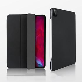 Bao Da Cover Nam Châm Dành Cho Apple Ipad Pro 12.9 Inch 2020 Hỗ Trợ Smart cover Apple Pencil 2