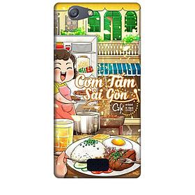 Hình đại diện sản phẩm Ốp lưng dành cho điện thoại OPPO NEO 5 Hình Cơm Tấm Sài Gòn - Hàng chính hãng