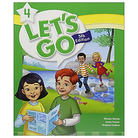Let's Go: Level 4: Workbook 5th Edition With Online Practice